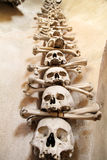 Sedlec Ossuary Royalty Free Stock Photo