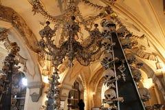 Sedlec Ossuary Royalty Free Stock Image