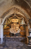 Sedlec Ossuary in Kutna Hora. Czech Republic Royalty Free Stock Photography