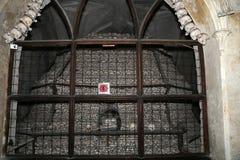 Sedlec Ossuary is a small Roman Catholic chapel, Kutna Hora in the Czech Republic Stock Photos