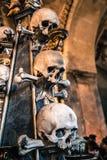 The Sedlec Ossuary Royalty Free Stock Photography
