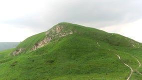 Sedlo del bolshoye de la montaña Foto de archivo libre de regalías