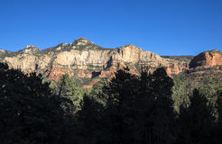 Sedona亚利桑那#10美好的远景  图库摄影