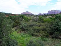 Sedona Аризона Стоковое фото RF