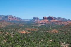 Sedona Аризона Стоковые Фото