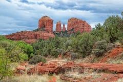Sedona Аризона стоковая фотография rf