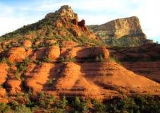 sedona утеса ландшафта Аризоны красное стоковые изображения rf