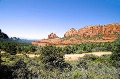 Sedona 7 Royalty Free Stock Photography
