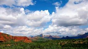 Sedona Arizona immagini stock