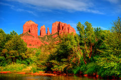 Sedona Arizona stockfotografie