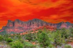 Sedona Arizona Lizenzfreies Stockfoto