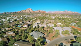 Sedona, Arizona almacen de video