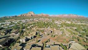 Sedona, Arizona almacen de metraje de vídeo