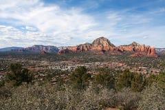 Sedona Arizona fotografía de archivo libre de regalías