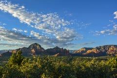 Sedona, Arizona Lizenzfreies Stockbild