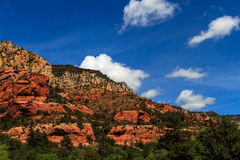 Sedona Arizona Fotografia Stock