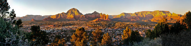 Sedona Arizona lizenzfreie stockfotos