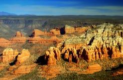 Sedona, Arizona de V.S. Royalty-vrije Stock Afbeeldingen
