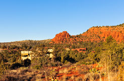 Sedona, Arizona desert Royalty Free Stock Photography