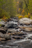 Sedona Arizona Etats-Unis un jour pluvieux d'automne Photo libre de droits
