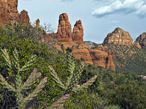 Sedona, Arizona landscape Royalty Free Stock Photography