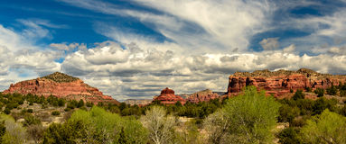 Sedona Arizona Landscape Royalty Free Stock Photos