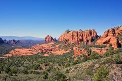 Sedona Arizona Landscape Stock Photo