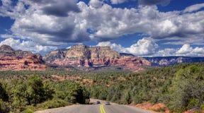 Sedona Arizona los E.E.U.U. Fotos de archivo