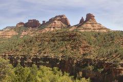 Sedona Arizona Scenery Royalty Free Stock Images