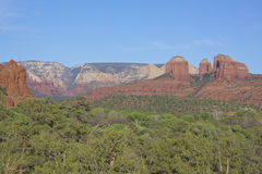 Sedona Arizona Scenic Landscape Royalty Free Stock Image