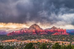 Sedona, Arizona, USA Royalty Free Stock Images
