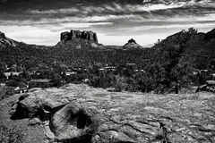 Sedona AZ Royalty Free Stock Photography