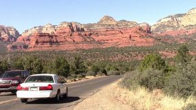 Sedona, az stock video footage
