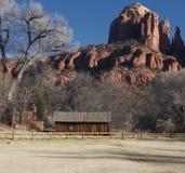 Sedona,AZ,USA,Cresent Moon Rock Stock Images