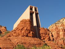 Sedona: Chapel Stock Photography