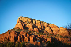 Sedona Chapel of the Holy Cross Royalty Free Stock Photography