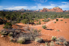 sedona de l'Arizona photographie stock