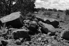 Sedona, de rotsvorming van Arizona Stock Foto's