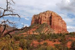 sedona för arizona bildanderock Royaltyfri Bild