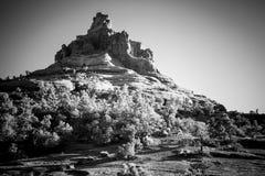 sedona för arizona klockarock Royaltyfri Bild