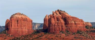 Sedona, formazione rocciosa dell'Arizona Immagini Stock