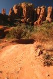 Sedona Freedom Path Royalty Free Stock Photos