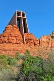 Sedona Kirche Lizenzfreie Stockfotografie