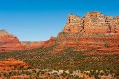 Sedona krajobraz Obraz Stock