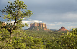 Sedona Landscape Royalty Free Stock Photo