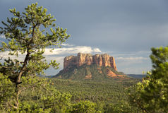 Sedona Landscape Royalty Free Stock Photography
