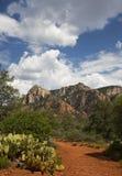Sedona Landscape Stock Image