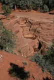Sedona landscape in Aricona Stock Images