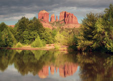Sedona Mountains Stock Photos