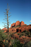 Sedona Mountains Stock Photography